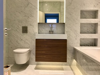 Bathroom Fitting Service in London